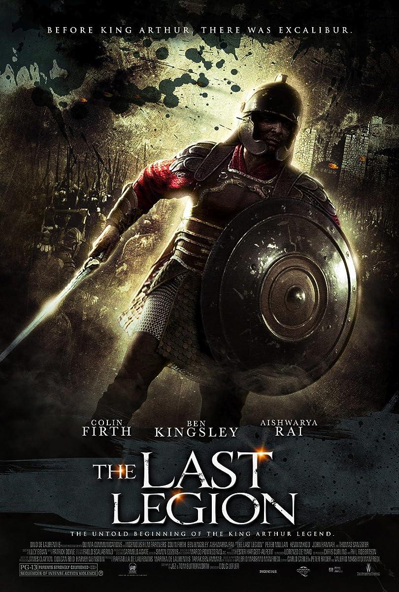 Paskutinis legionas
