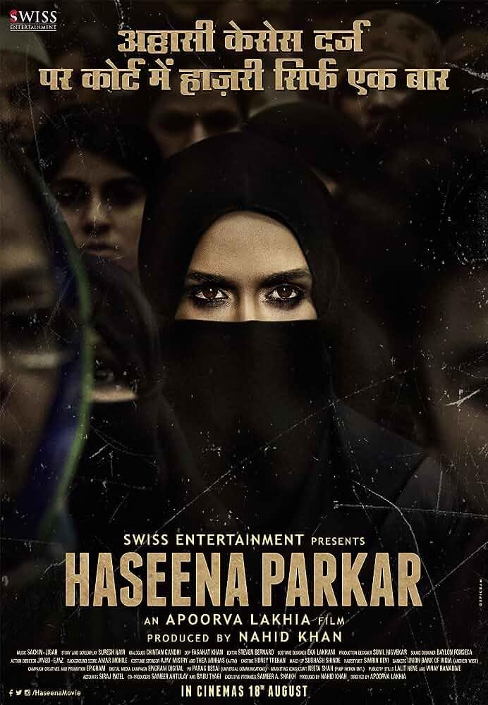 Haseena Parkar 2017 Hindi 720p HDRip full movie watch online freee download at movies365.lol
