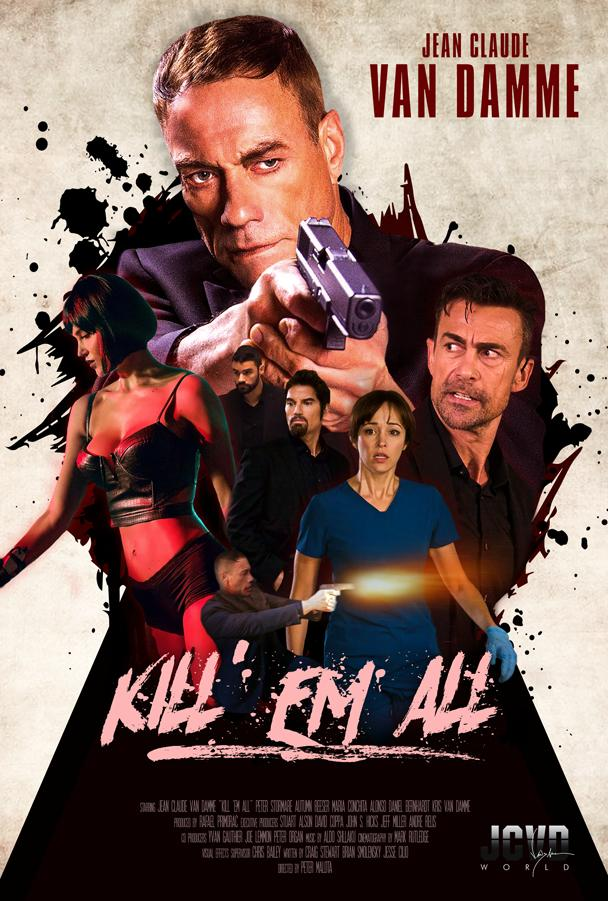 Image result for Jean Claude Van Damme Kill'em All