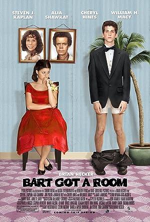 Bart Got a Room poster