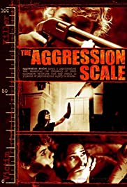 The Aggression Scale (2012) Poster - Movie Forum, Cast, Reviews