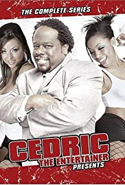 Cedric the Entertainer Presents Poster