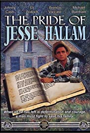 The Pride of Jesse Hallam Poster