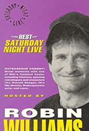 Saturday Night Live: The Best of Robin Williams Poster