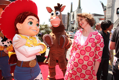 Joan Cusack at an event for Toy Story 3 (2010)