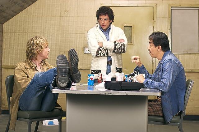 Ben Stiller, Owen Wilson, and George Cheung in Starsky & Hutch (2004)