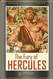 The Fury of Hercules Poster