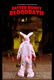 Easter Bunny Bloodbath Poster