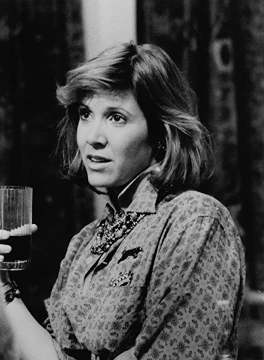 Carrie Fisher in Hannah and Her Sisters (1986)