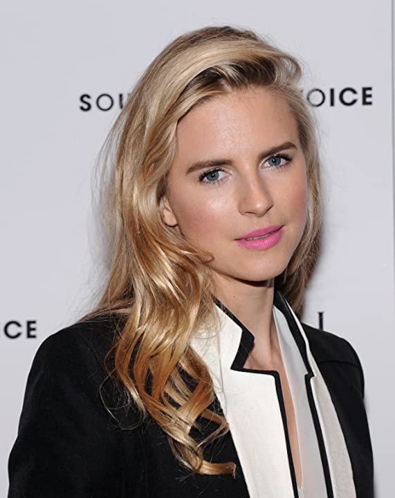 Brit Marling at an event for Sound of My Voice (2011)