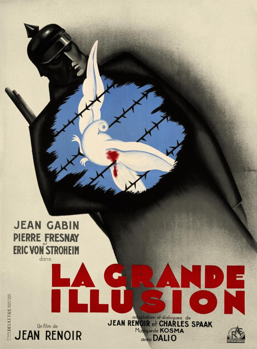 image La grande illusion Watch Full Movie Free Online