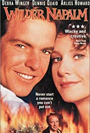 Wilder Napalm (1993) Poster - Movie Forum, Cast, Reviews