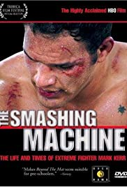 The Smashing Machine Poster