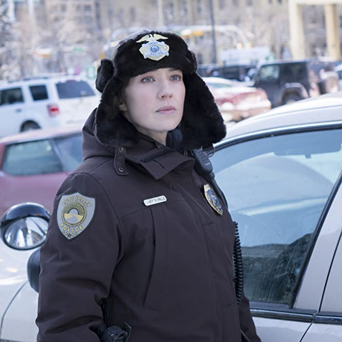Carrie Coon in Fargo (2014)