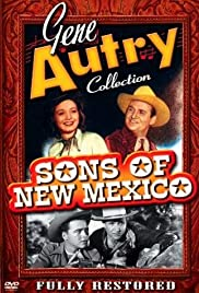 Sons of New Mexico Poster