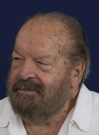 Bud Spencer at Singing Behind Screens (2003)