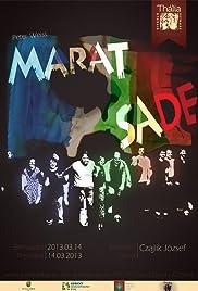 Marat/Sade Poster
