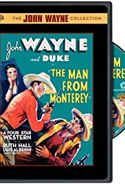 The Man from Monterey (1933) Poster - Movie Forum, Cast, Reviews
