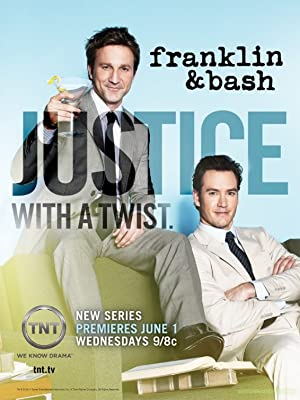 Poster Franklin & Bash