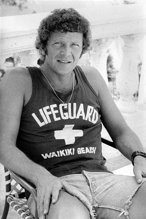 Robert Reed at home, c. 1973