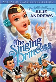 The Singing Princess Poster