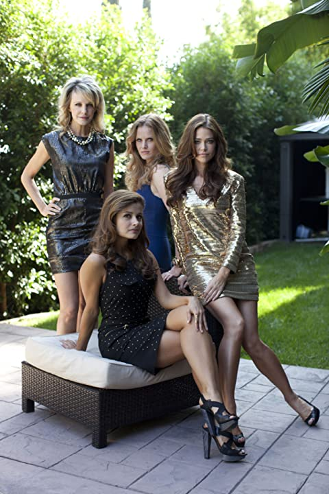 Denise Richards, Kathryn Morris, Rebecca Mader, and Catalina Rodriguez in Cougars Inc. (2011)