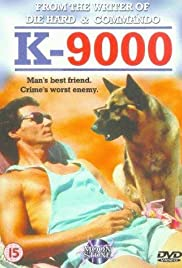 K-9000 (1991) Poster - Movie Forum, Cast, Reviews