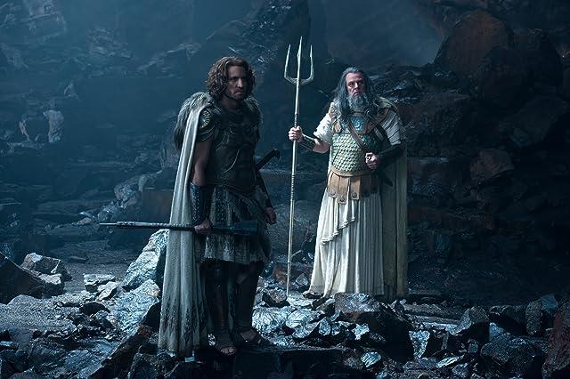 Danny Huston and Edgar Ramírez in Wrath of the Titans (2012)