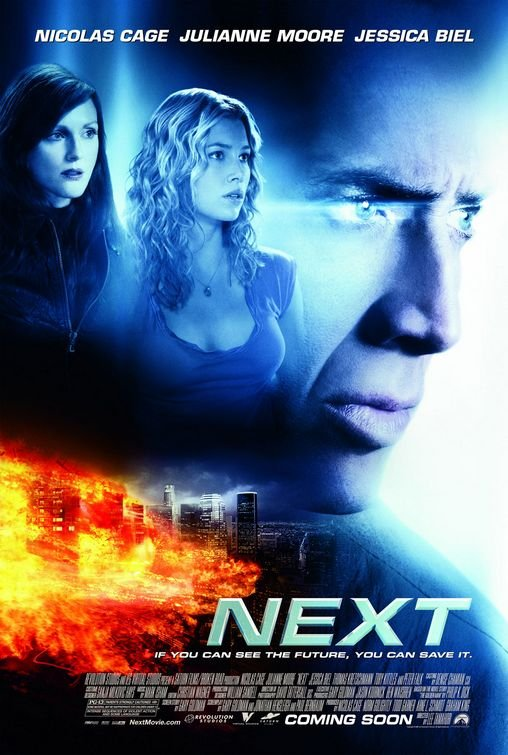 Next 2007 720p BRRip Dual Audio Watch Online Free Download at Movies365.in