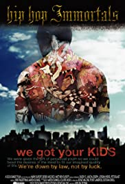 Hip Hop Immortals We Got Your Kids Poster