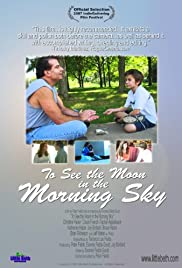 To See the Moon in the Morning Sky Poster