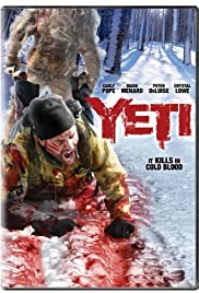 Yeti: Curse of the Snow Demon (2008) Poster - Movie Forum, Cast, Reviews