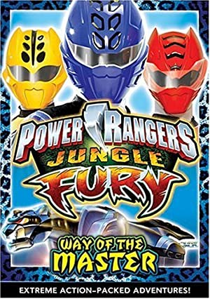 Poster Power Rangers Jungle Fury