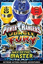 Image of Power Rangers Jungle Fury
