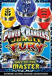 Power Rangers Jungle Fury Poster