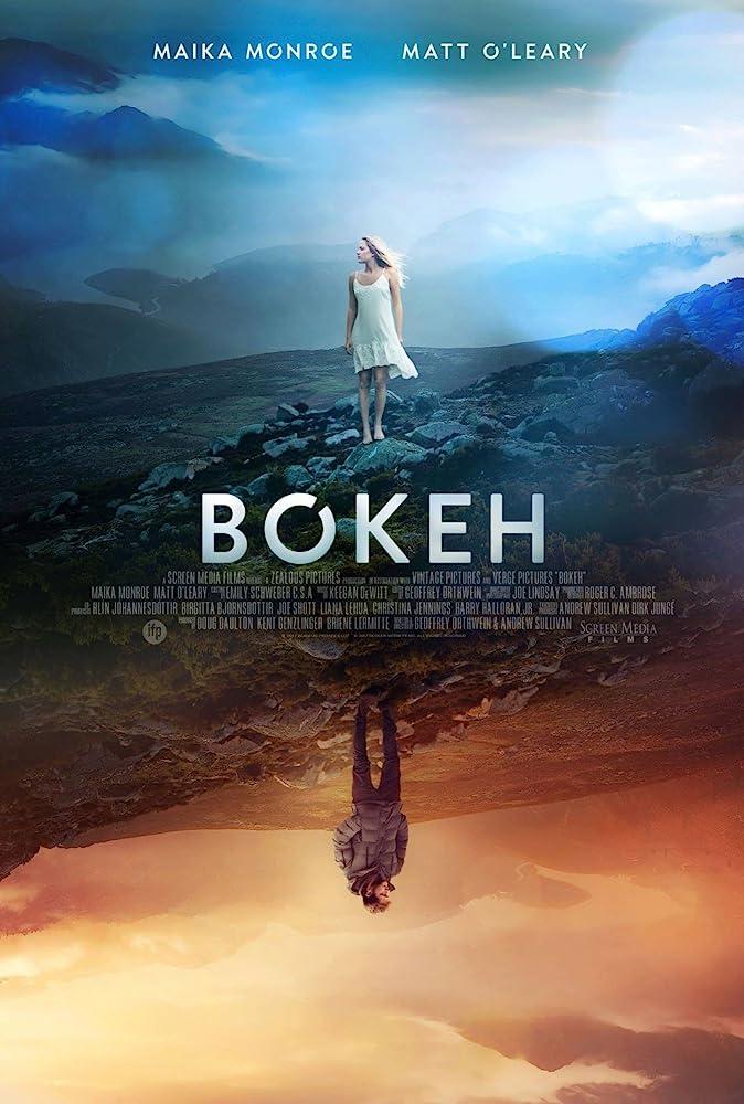 Bokeh film poster