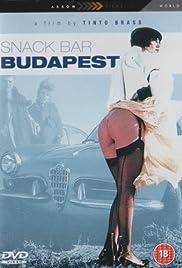 Snack Bar Budapest(1988) Poster - Movie Forum, Cast, Reviews