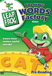 LeapFrog: The Talking Words Factory Poster