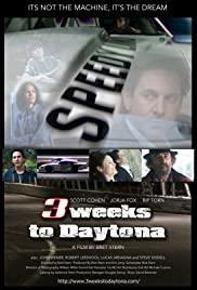 3 Weeks to Daytona Poster