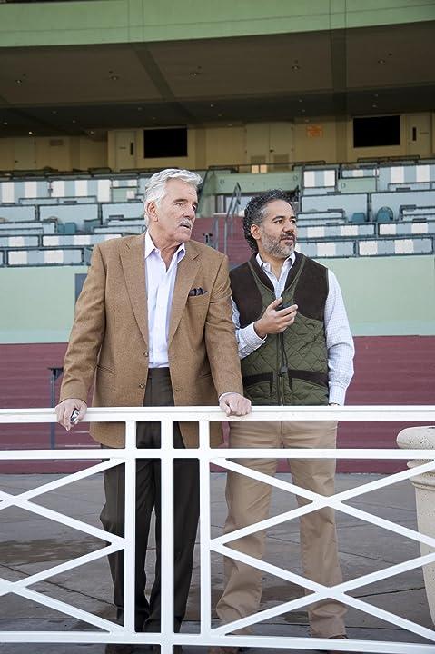 Dennis Farina and John Ortiz in Luck (2011)