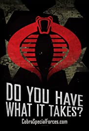 G.I. Joe: Cobra Recruitment Poster