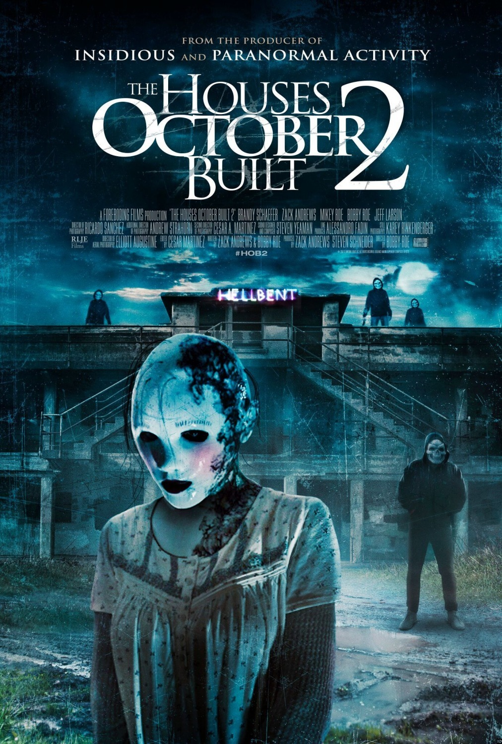 image The Houses October Built 2 Watch Full Movie Free Online