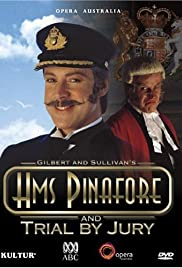 H.M.S. Pinafore Poster