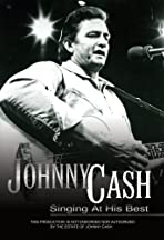 Johnny Cash Singing at His Best
