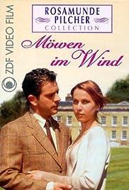 Möwen im Wind Poster