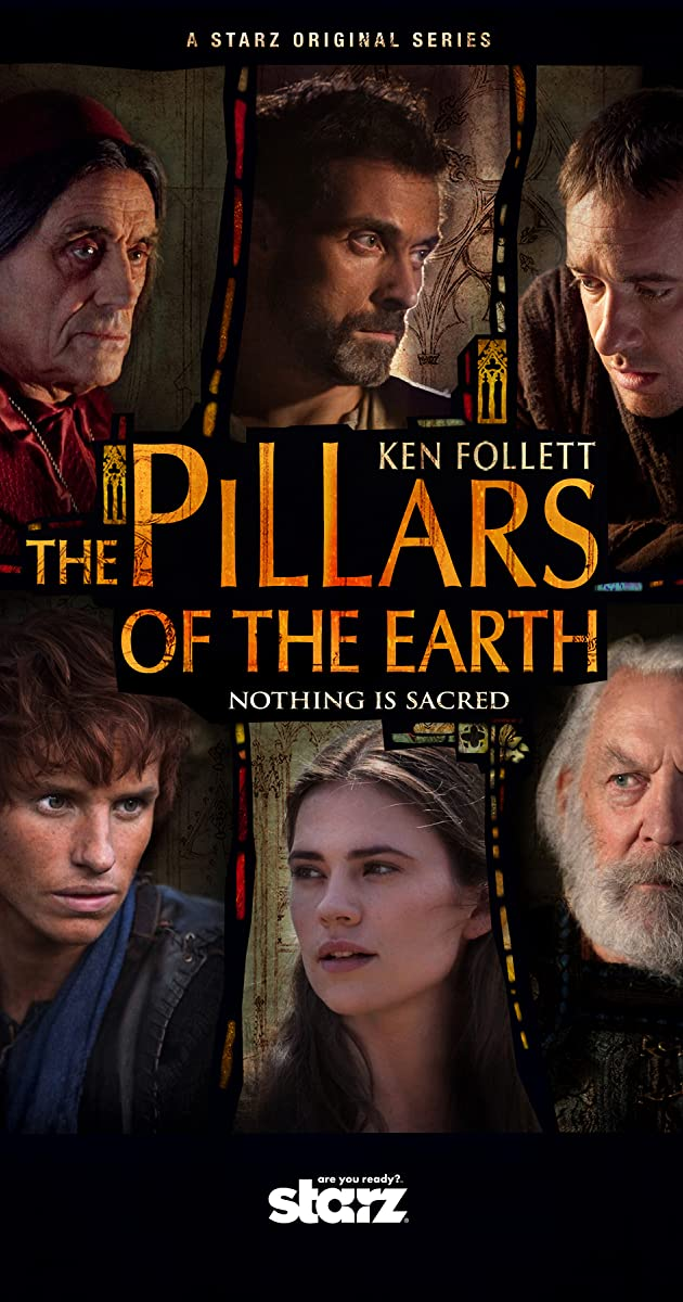 Ken follett pillars of the earth movie reviews
