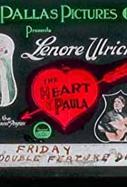 The Heart of Paula Poster