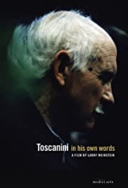 Toscanini in His Own Words Poster