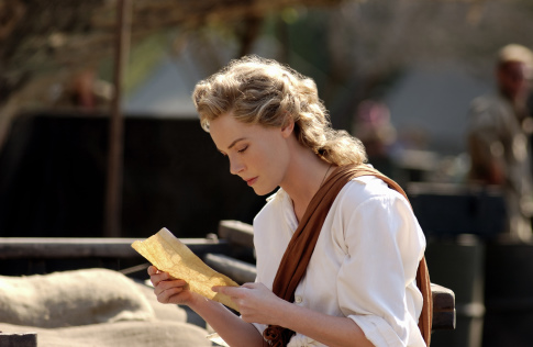 Connie Nielsen in The Great Raid (2005)