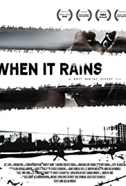 When It Rains Poster